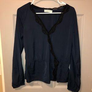 NWOT a&f blouse